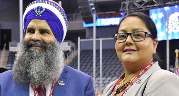 US-based Sikh family