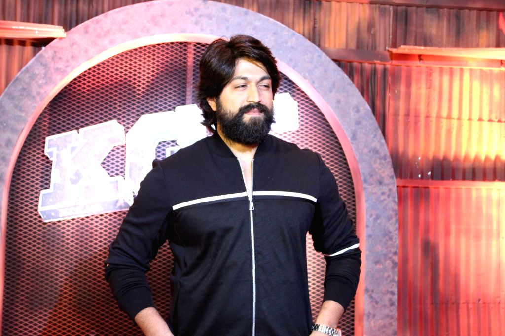 Kannada superstar Yash