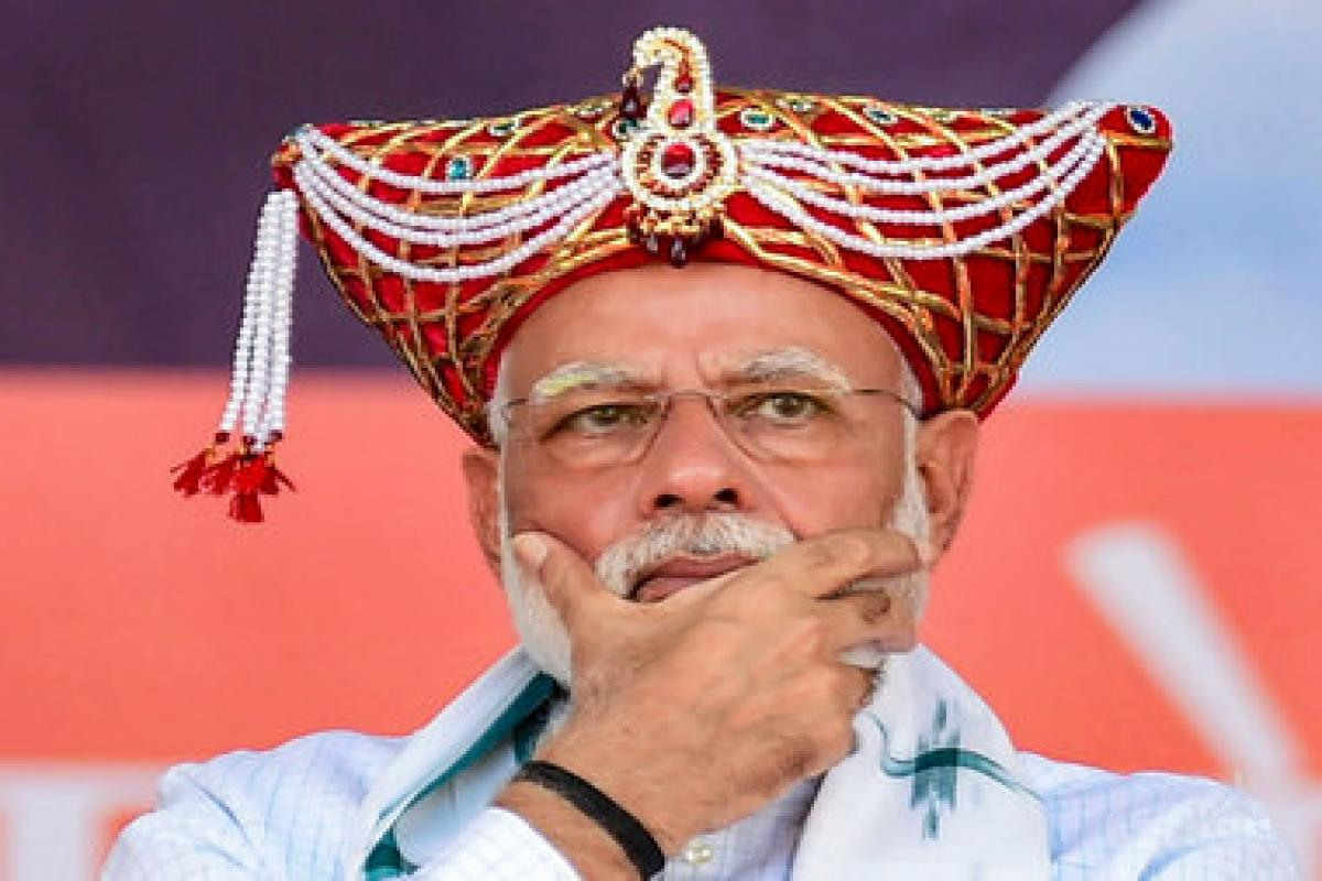 Modi terrorist