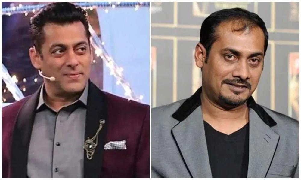 Salman Khan and Abhinav Singh