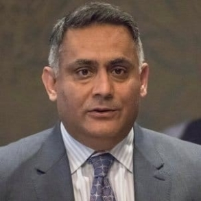Indian American puneet ahluwalia