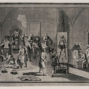 jail of the Spanish Inquisition