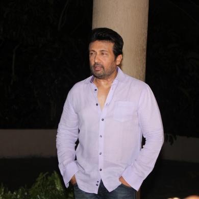 Actor Shekhar Suman
