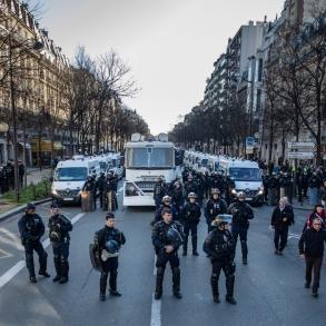 ex-Charlie Hebdo HQ