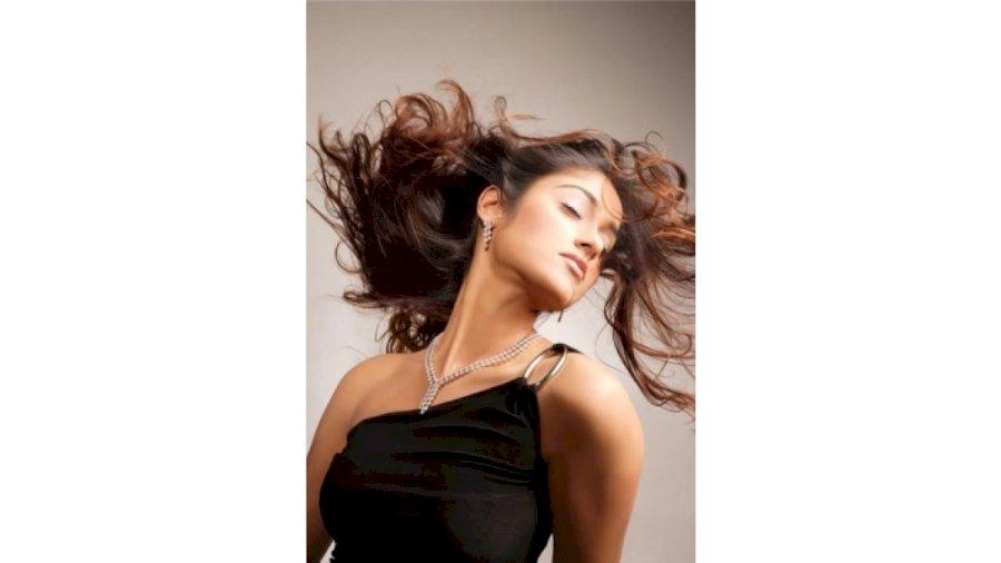 Actress Ileana DCruz