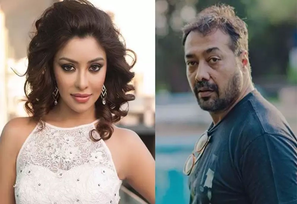 Anurag Kashyap & Payal Ghosh