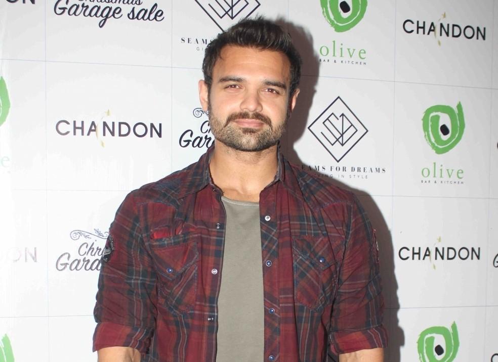 Actor Mahaakshay Chakraborty