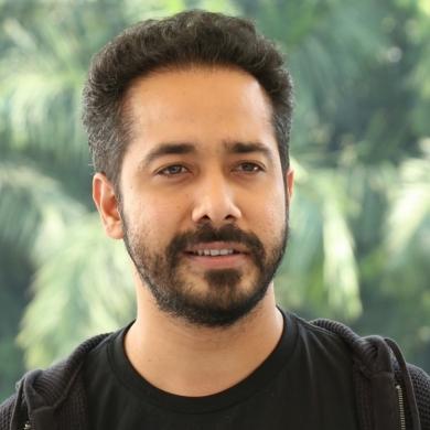 Director Abhishek Pathak