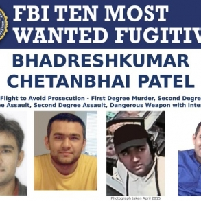 FBI '10 Most Wanted