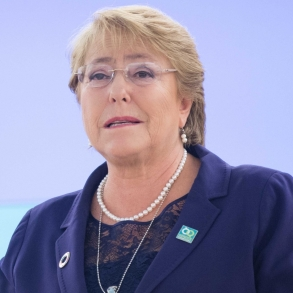 Chile President Michelle Bachelet