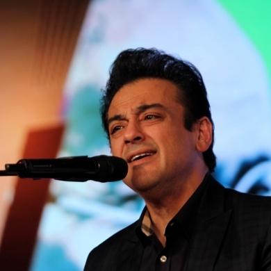 Singer Adnan Sami