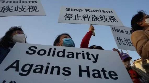 anti-Asian American hate crimes